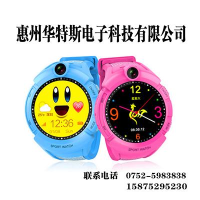 儿童智能穿戴 儿童智能电话手表插卡圆屏拍照 广东浙江厂家供应 儿童智能穿戴儿童智能电话手表
