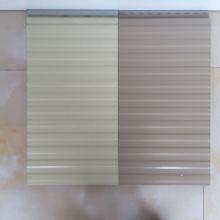 河南佳万佳2公分厚条纹集装箱材料金属雕花保温板图片