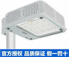 飞利浦LED路灯BY500B 方形可调光灯具120W 嵌入式安装智能油站灯