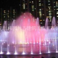 喷泉 喷泉假山 音乐喷泉假山