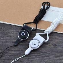 手机挂绳上饶新款可拆卸手机挂绳可旋转挂件批发