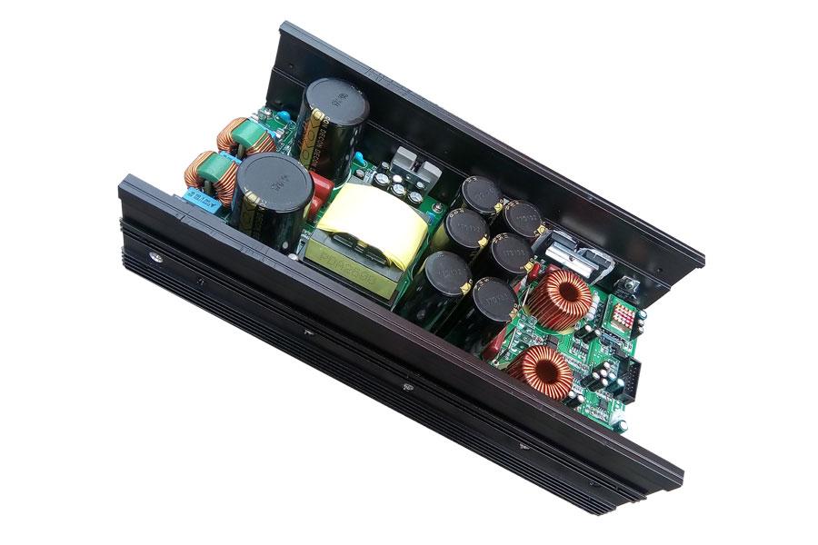 PDA2600 2x1300W有源模块|大功率模块|低音炮模块