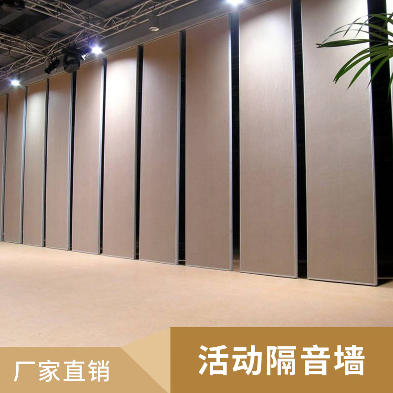 办公室玻璃高隔断铝合金钢化玻璃带百叶 活动隔音墙