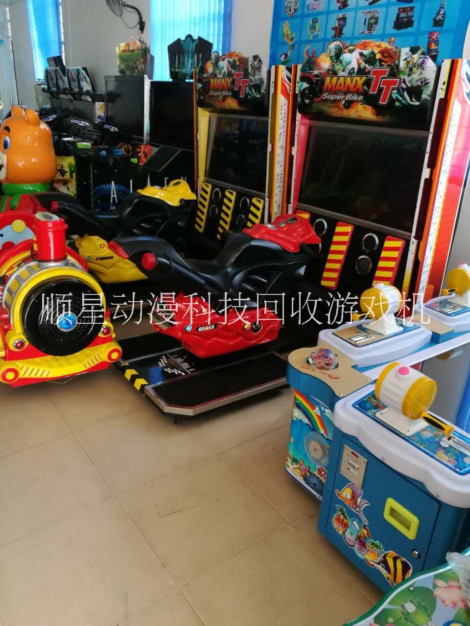 整场游戏机回收 深圳大型游戏机回收公司  高价回收游戏机
