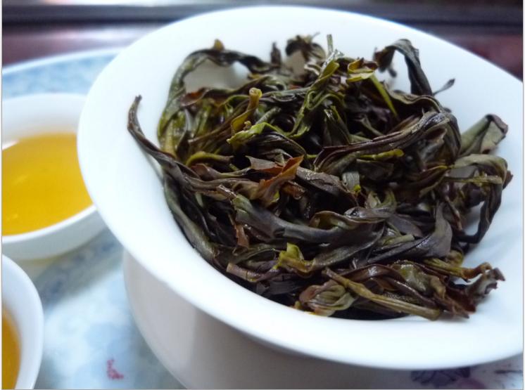 潮州凤凰乌龙茶凤凰单枞茶单丛单纵单从乌岽鸭屎香银花香3号