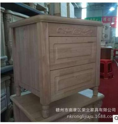 白坯床头柜图片/白坯床头柜样板图 (3)