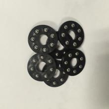 平面滚针推力轴承塑料保持架8*22*3.175玩具轴承批发