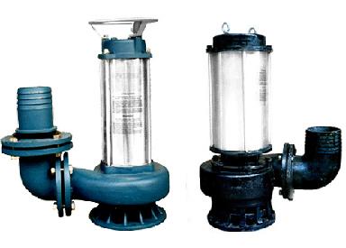 无堵塞污水泵、潜水泵