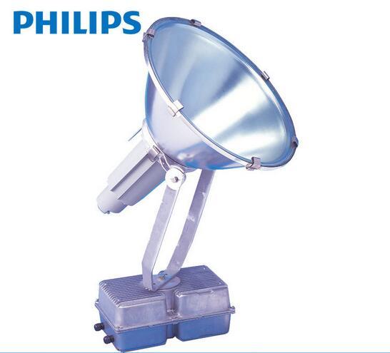 飞利浦投光灯HNF207 100大功率圆形聚光投泛光灯 球场灯高杆灯