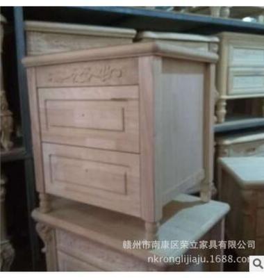 白坯床头柜图片/白坯床头柜样板图 (4)