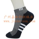 运动袜厂家直销外贸运动袜短筒袜-毛圈袜-男士运动袜-广东运动袜厂