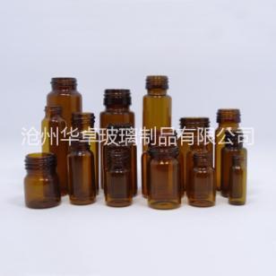 棕色管制口服液玻璃瓶图片