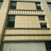 氟碳漆外墙装饰一体板