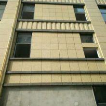 岩棉A级EPS保温石墨板仿石真金板保温装饰一体化湖北氟碳漆外墙装饰一体板批发