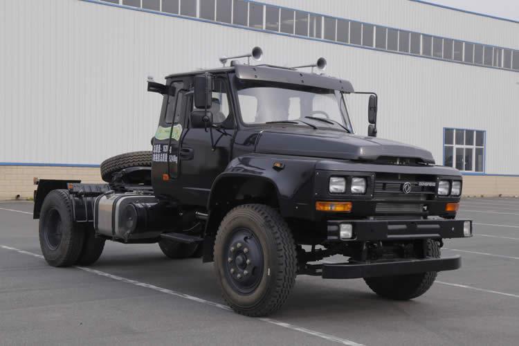 东风特商菁鹰系列4×2半挂牵引车 小马力160|220牵引 EQ4160FF 可用于港口、轿运、轻抛货运输