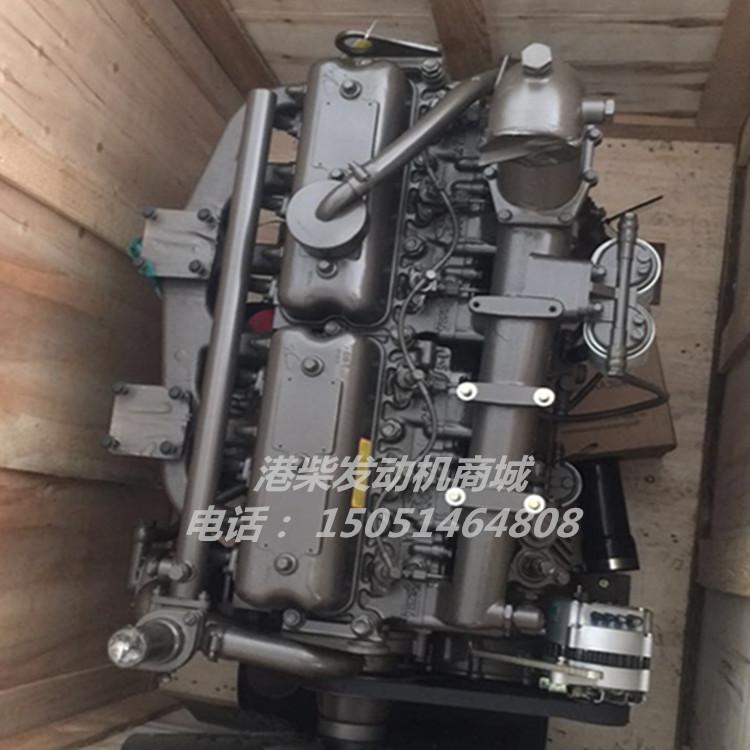 玉柴YC6B125-T10发动机 装载机用发动机