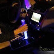 汽车改装水晶排档头图片