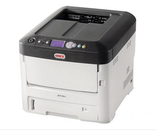 OKIC712n彩色LED医疗打印机OKIC712n打印机 OKIC712n医疗胶片打印机