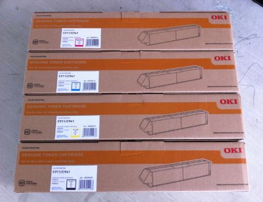 OKIES9542原装粉盒OKI9542打印机粉盒 OKIES9542打印机原装粉盒