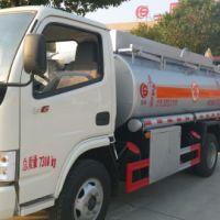 东风多利卡5吨油罐车运油车厂家直销