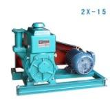小型微型2X-15型旋片式机械真空泵 空调抽真空泵厂家批发