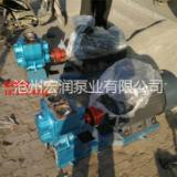 圆弧齿轮油泵厂家/沧州宏润泵业100YHCB-100型圆弧车载油泵