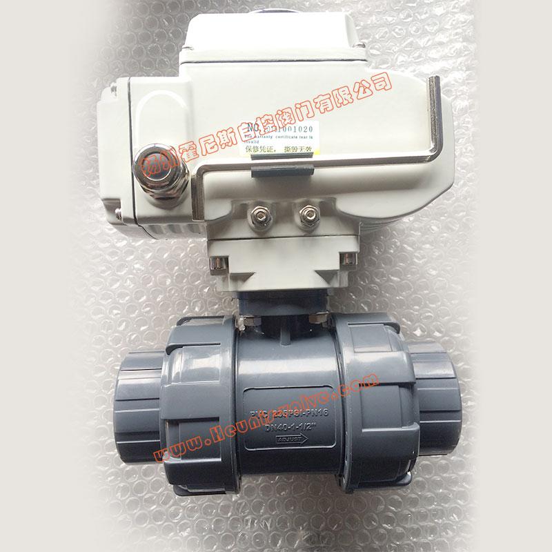电动球阀  Q911F-10S