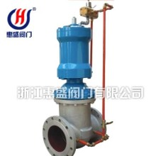 HZ141T/HZ141H/HZ141X电磁-液动缓闭闸阀