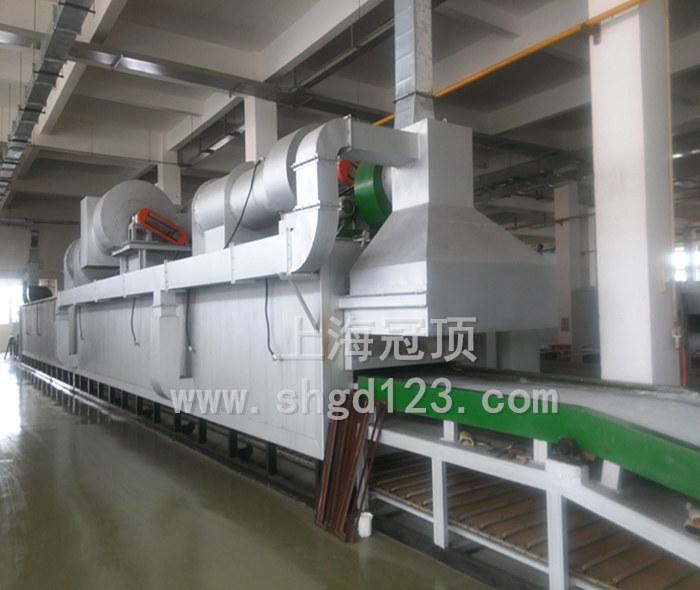 南京市天然气输送式烘干机