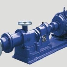 上??ㄧ硭钩Ъ抑毕?I-1B螺杆泵 单螺杆泵 污泥螺杆泵浓浆泵