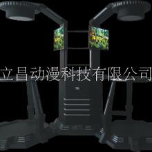 四川绵阳立昌VR双人对战匹配VR盈利解决方案