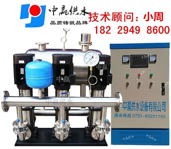 天津给水成套设备参数