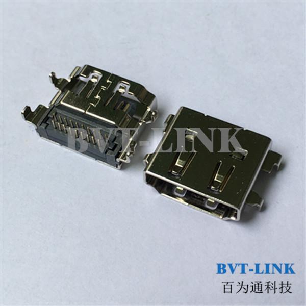 重庆HDMI沉板母座连接器_重庆HDMI价格_重庆HDMI厂家