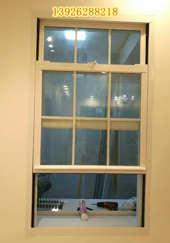 广州市金钢狼提拉窗厂 推出美式提升窗 上下滑动 进口配件  美式提拉窗