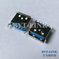 USB3.0直立式母座