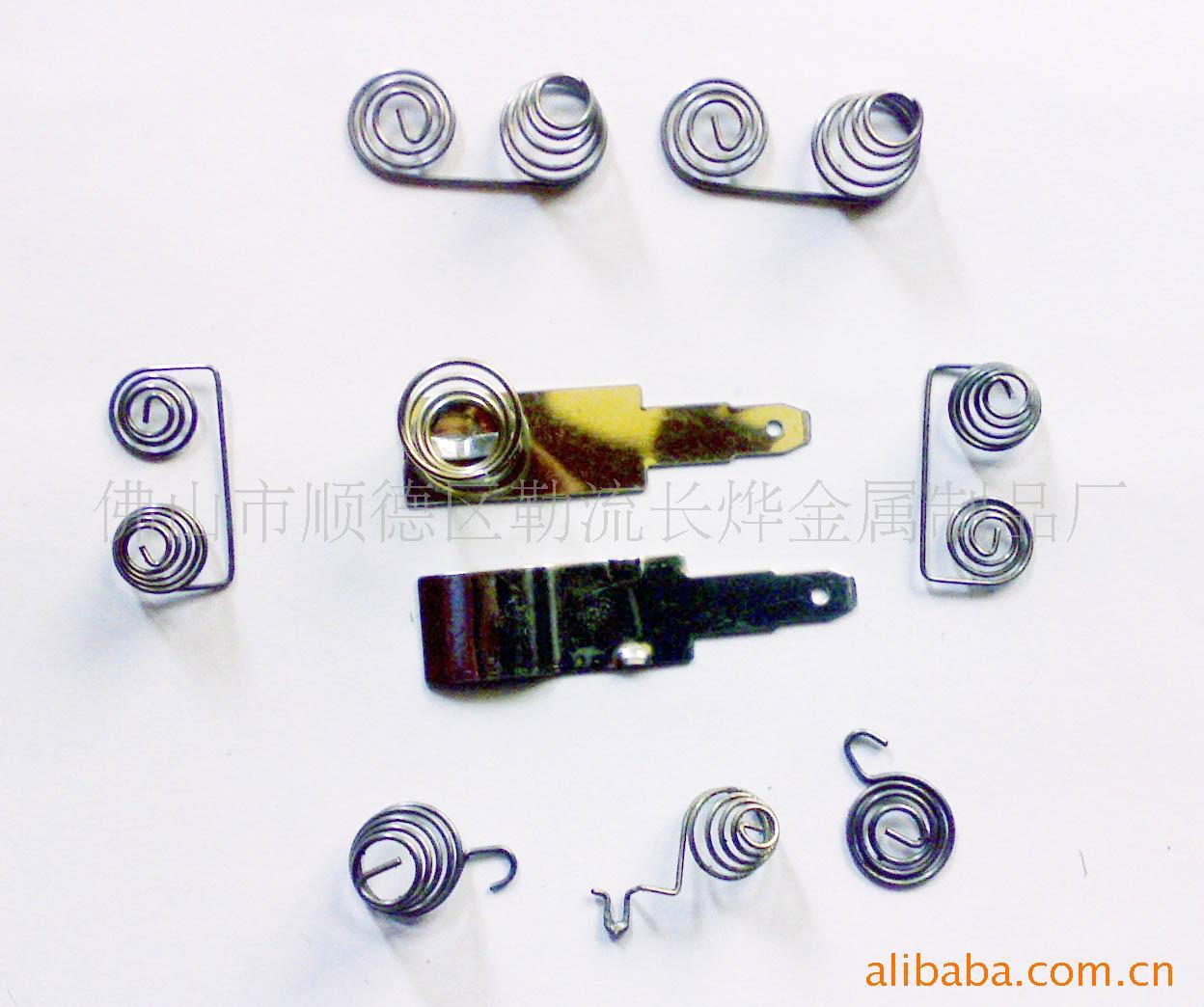 电池弹簧 供应电池弹簧,电池片,电池合弹簧 电池弹簧价格 弹簧批发