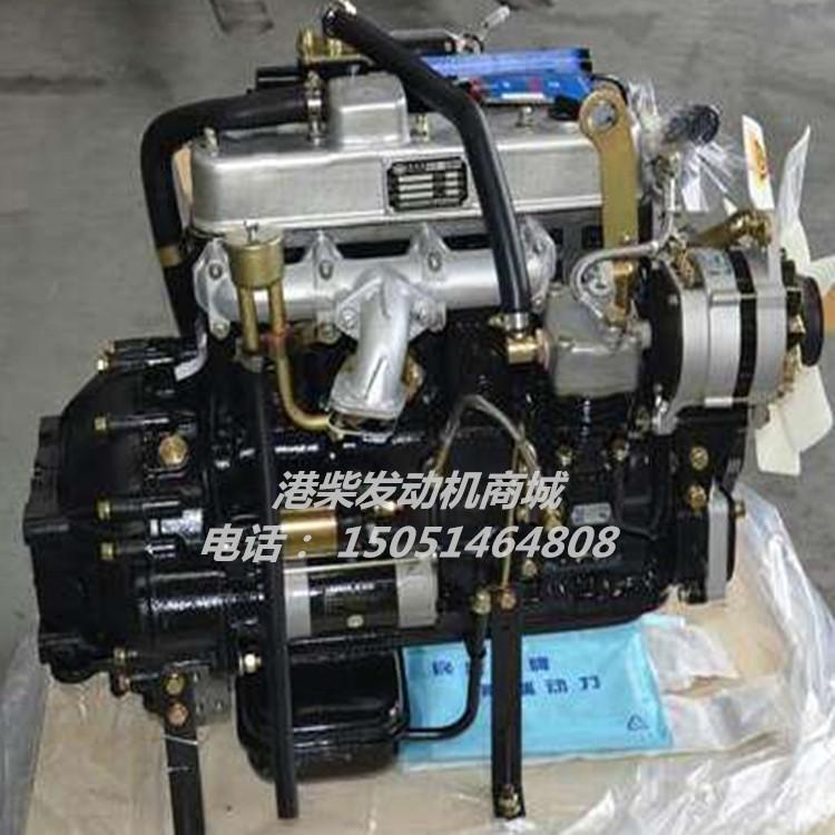 4DW91-63NG2发动机 锡柴490发动机