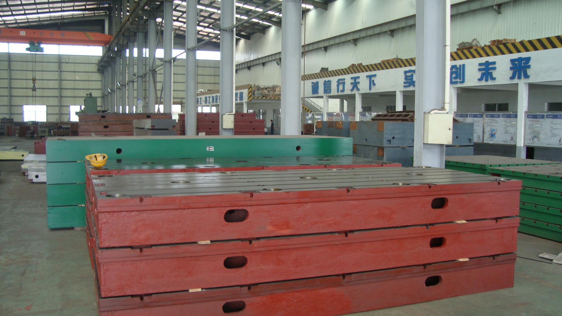 山东铸铁焊接平台铸铁工作台