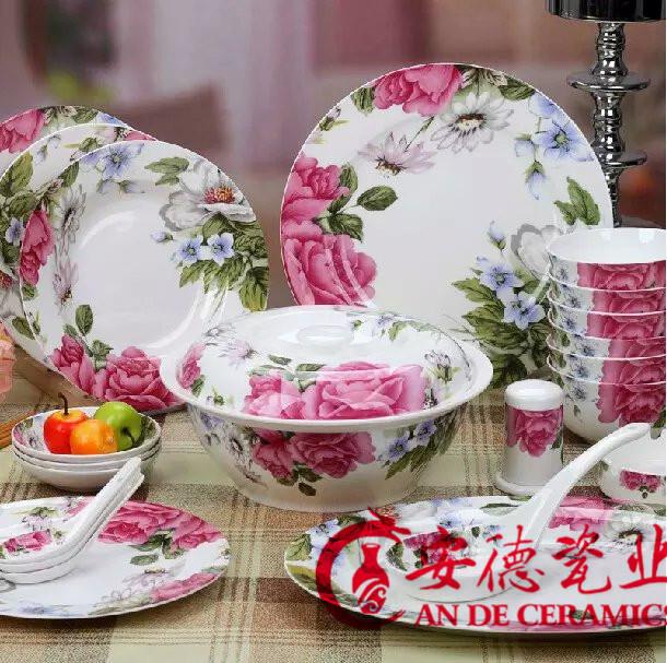 陶瓷餐具,景德镇陶瓷餐具