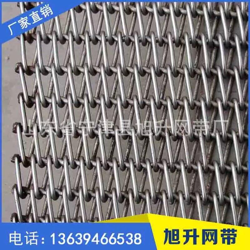 厂家供应  网带 链条网带 乙型网带 不锈钢网带 长城网带 高质