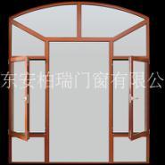 安柏瑞门窗-铝合金平开窗图片
