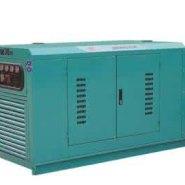 深圳低噪音静音箱柴油发电机组图片