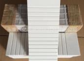 瓷砖色板建筑瓷砖用陶瓷泥美缝剂填缝真瓷胶色板美缝色卡