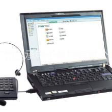 供应北恩耳麦电话U800来电电脑弹屏+录音批发