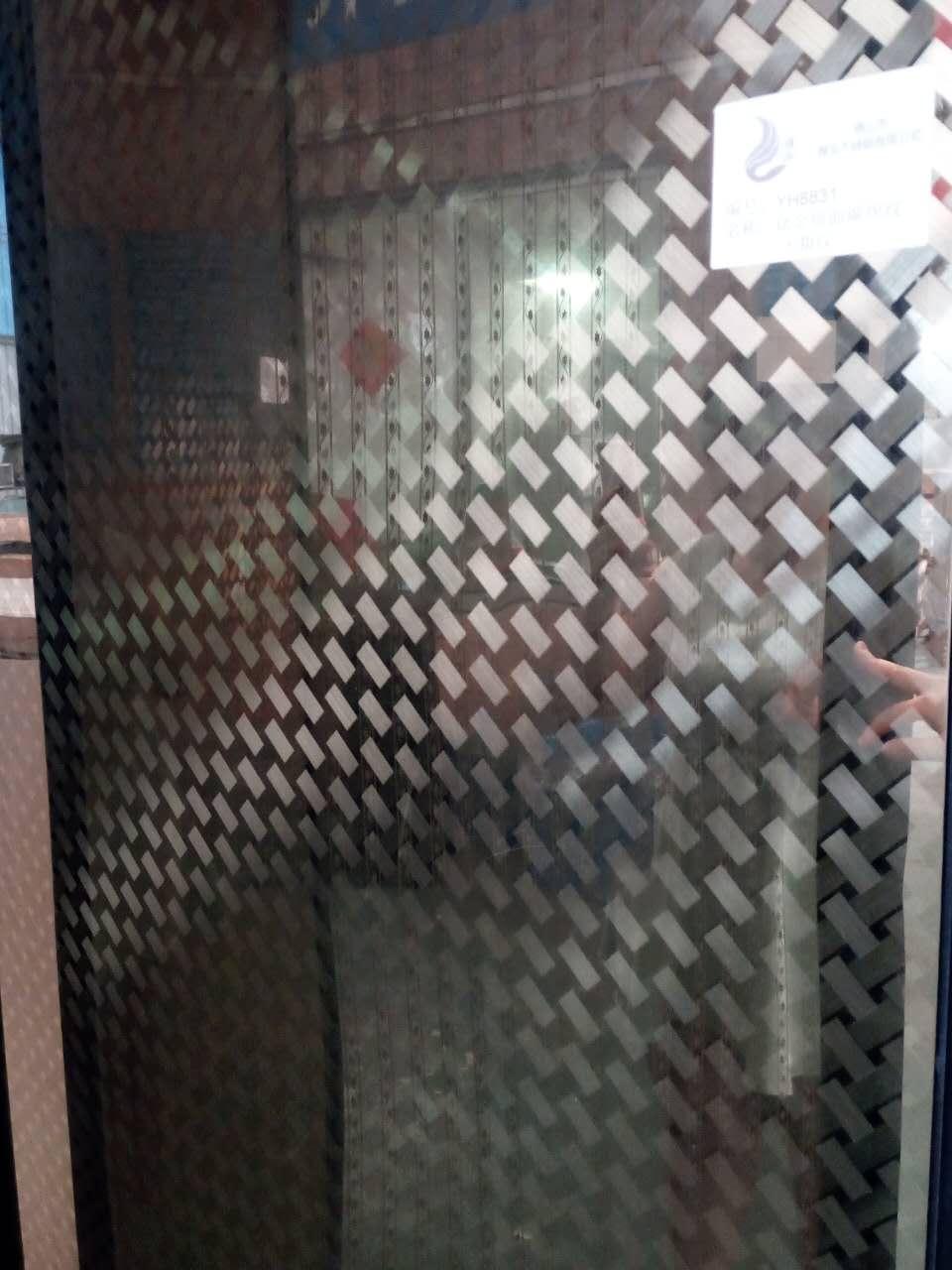 雅泓不锈钢镜面局部拉丝装饰板