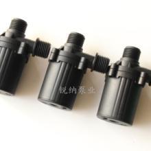 12V/24V医疗用直流水泵可调节流量水压(50系列)微型空调泵批发