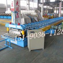 江苏楼层板设备供应商联系人尚经理电话:15190361128楼层板成型机钢承板设备楼层板批发