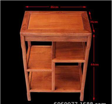 特价厂家直销批发全实木家具红木家具小几非洲黄花梨木电话几茶几