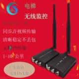 2.4G微波视频收发机3w电梯使用 无线监控视频传输收发器模拟摄像头发射接收器网桥