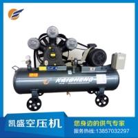 凯盛工厂生产活塞式空压机 供应小型空压机低压空压机移动式空压机批发